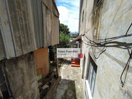 Terreno À Venda, 600 M² Por R$ 2.000.000,00 - Casa Verde (zona Norte) - São Paulo/sp - Te0157