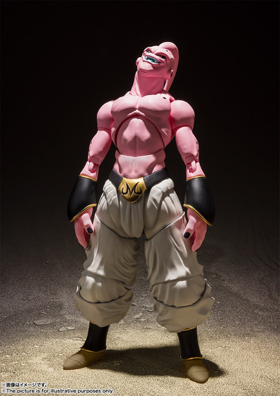 Dragon Ball Z - Super Boo S.h. Figuarts