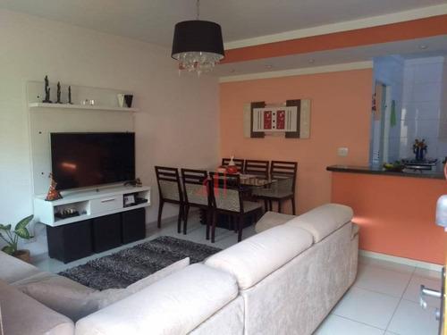 Sobrado Com 2 Dormitórios À Venda, 123 M² Por R$ 550.000,00 - Vila Santa Clara - São Paulo/sp - So2371