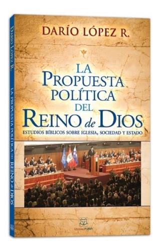 Imagen 1 de 1 de Propuesta Politica Del Reino De Dios La
