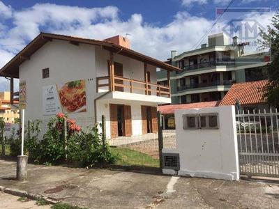 Casa Residencial À Venda, Ingleses Do Rio Vermelho, Florianópolis. - Ca1272