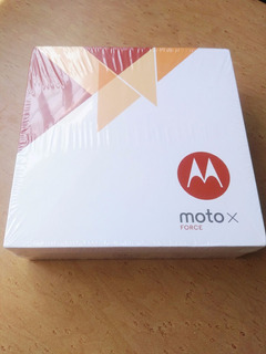 Celular Motorola Motox Force Color Negro