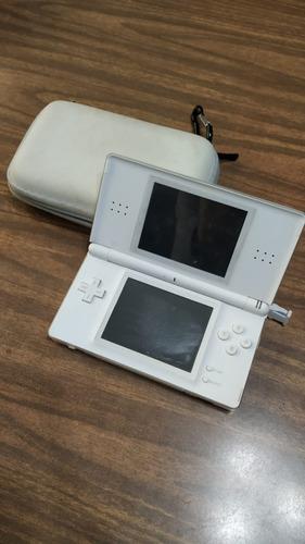 Nintendo Ds Lite + Accesorios Completos
