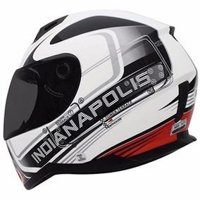 Capacete Nasa Sh-881 Indianapolis