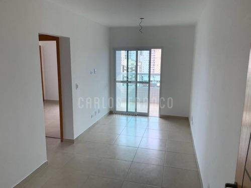 Imagem 1 de 15 de Apartamento 2 Dormitórios 1 Suíte 1 Vaga Na Cidade Ocian  - Cf68002
