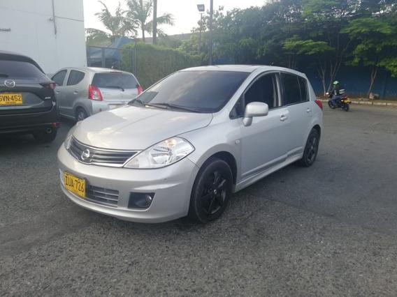 Nissan Tiida At 2012 Perfecto Estado