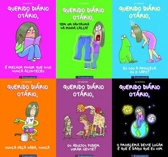 Querido Diário Otário - Do Volume 1 Ao 6