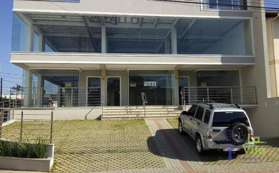 Sala Para Alugar, 63 M² Por R$ 1.200,00/mês - Itoupava Norte - Blumenau/sc - Sa0088