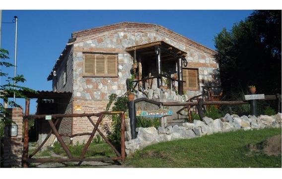 Se Vende Casa 2 Dorm. Y Cabaña En Villa Giardino