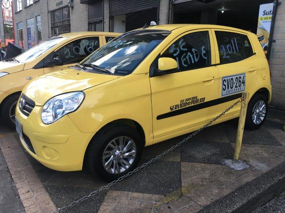 Se Vende Kia 2011 Picanto De Tax Individual Envigado