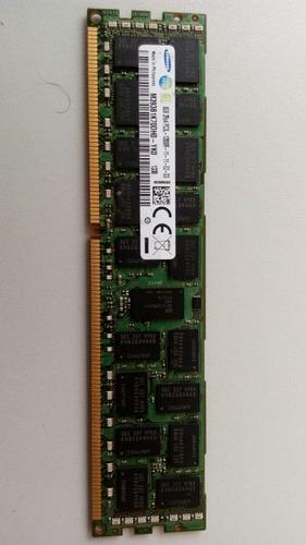 Imagem 1 de 1 de Memoria Servidor Samsung 8gb 2rx4 Pc31 12800 Ecc Reg