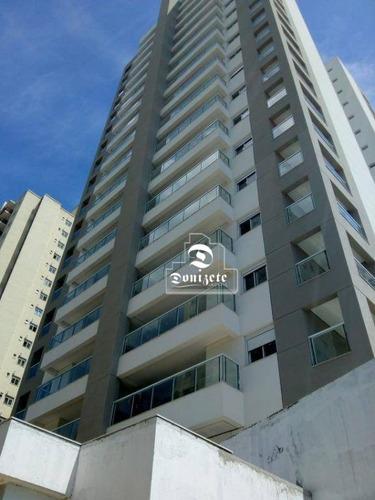 Cobertura Com 3 Dormitórios À Venda, 183 M² Por R$ 1.375.000,00 - Parque Das Nações - Santo André/sp - Co11772