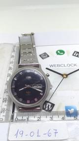 190167 Relógio Ricoh Masculino Automático Webclock