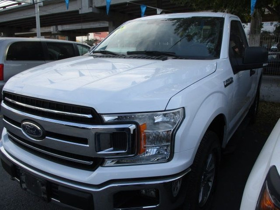 Ford Lobo 2018 5.0l Cabina Regular Xlt V8 4x4 At