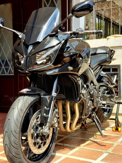 Yamaha Fz1 - Fazer 2012