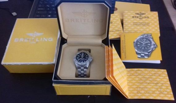 Vendo Reloj Breitling Superocean Original
