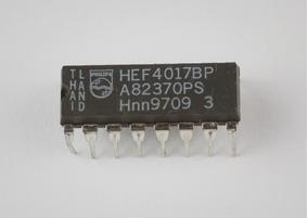 Circuito Integrado Hef 4017 Hcf 4017 ( 5 Peças)