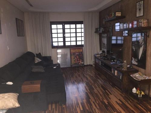 Sobrado  Residencial À Venda, Mooca, São Paulo. - So0902