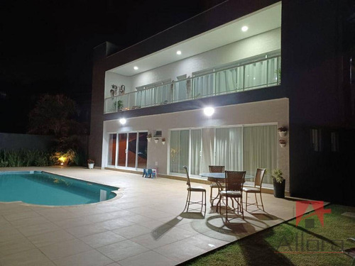 Imagem 1 de 30 de Casa Com 3 Dormitórios À Venda, 330 M² Por R$ 1.500.000,00 - Recanto Amapola - Bragança Paulista/sp - Ca0949