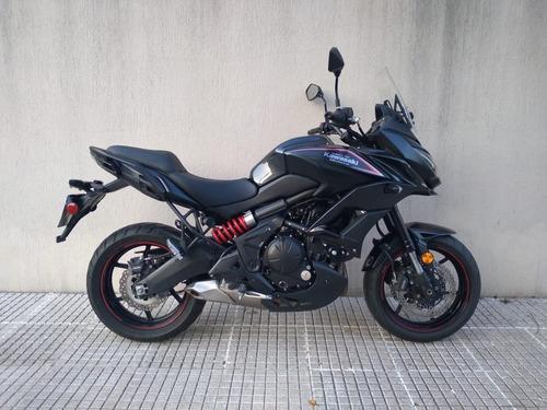 Imagen 1 de 10 de Kawasaki Versys 650 Abs Excelente Estado !!!