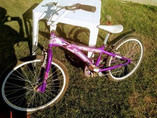 Bicicleta Niña Rodado 24 Xterra
