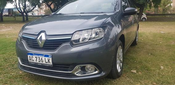 Renault Logan Privilege Igual A Nuevo Inmaculado En Garantia