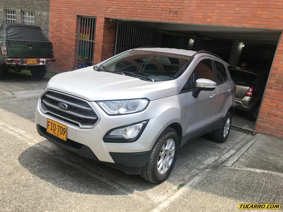 Ford Ecosport 1500cc At 4x2