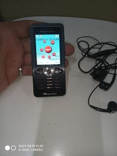 Celular Sony Ericsson W302 Deslboqeado