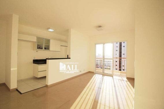 Apartamento Com 2 Dorms, Higienópolis, São José Do Rio Preto - R$ 327.000,00, 80m² - Codigo: 4075 - V4075