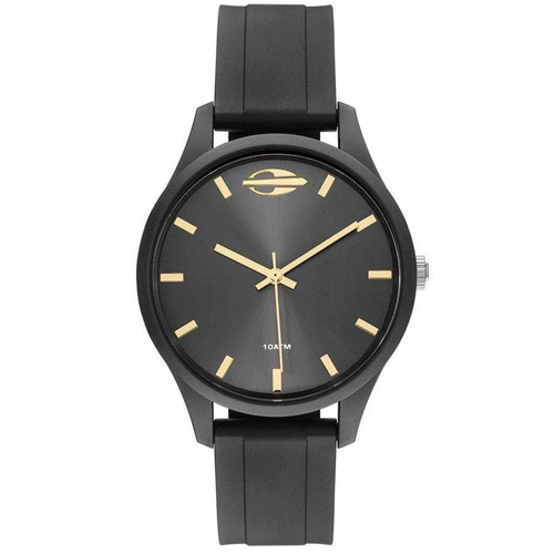 Relógio Mormaii Feminino Ref: Mo2035js/8p Wave Preto