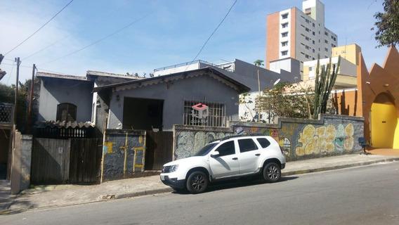 Terreno À Venda, Bastos - Santo André/sp - 77149