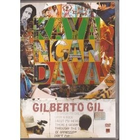 Gilberto Gil Kaya N Gan Daya Dvd Nuevo Original Bob Marley
