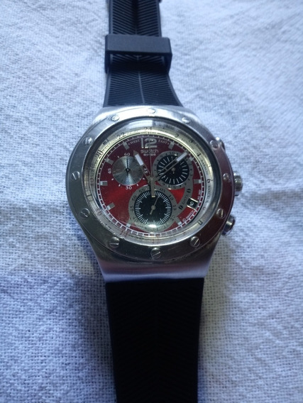 Relogio Swatch Chronograph Grande