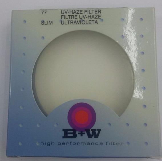 Filtro 77mm Uv Slim