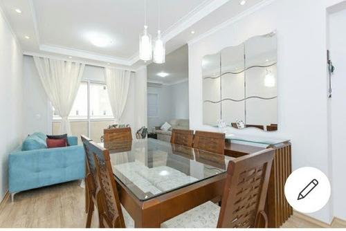 Imagem 1 de 27 de Apartamento À Venda, 72 M² Por R$ 525.000,00 - Interlagos - São Paulo/sp - Ap14606
