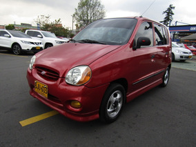 Hyundai Atos Gl Mt 1000cc