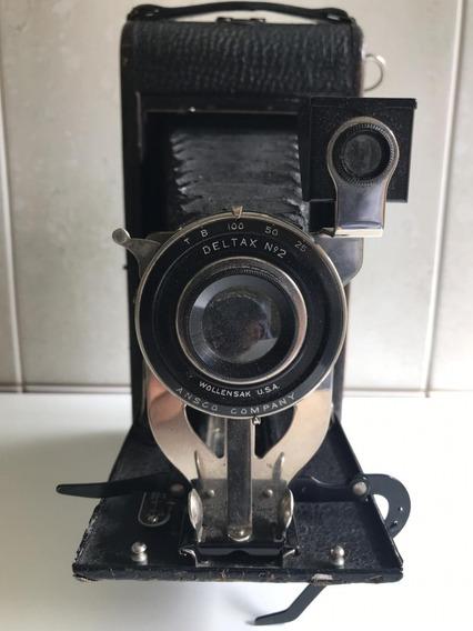 Camera Fotografica Ansco (deltax N2)
