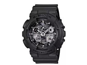 Relógio Casio G-shock Ga-100cf-8adr 11303 Original