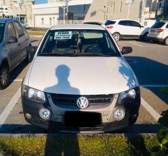 Volkswagen Gol 1.6 Rallye Total Flex 5p 2008