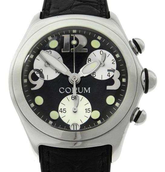 Relógio Bubble Corum Cronógrafo Promoção