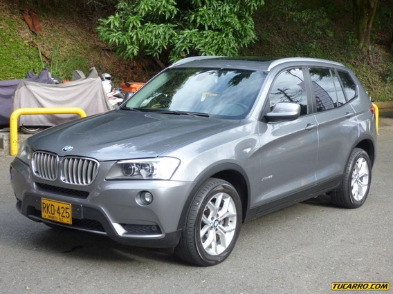 Bmw X3 [f25] Xdrive35i Executive Tp 3000cc T Ct