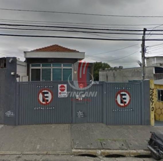 Galpão Para Locação No Bairro Vila Formosa - 380m - 2760