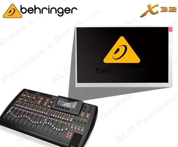 Tela Display Original Behringer X32 Lcd Tela Novo #3958