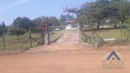 Chácara Com 2 Dormitórios À Venda, 2500 M² Por R$ 650.000,00 - Zona Rural - Ibiporã/pr - Ch0033