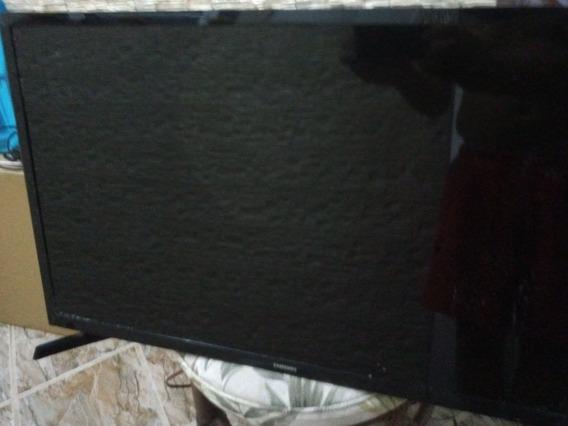 Tv Smart Samsung Un32j4300ag Tela Quebrada