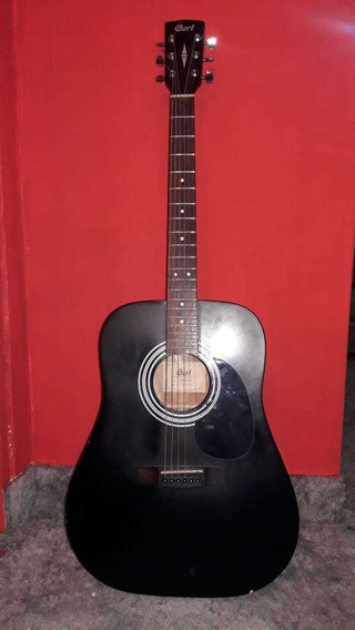 Guitarra Electroacustica Cort, Permuto.