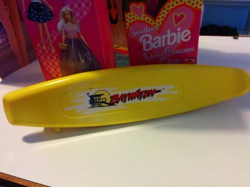 Barbie Tabla De Surf Baywatch De Los 90s