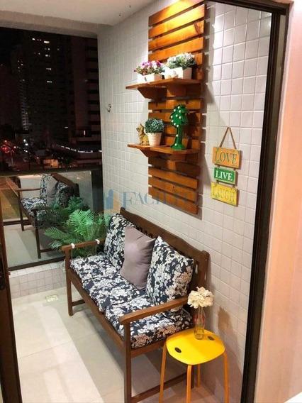 Apartamento A Venda, Brisamar - 33203