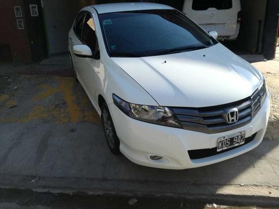 Honda City 1.5 Ex-l At 120cv 2012