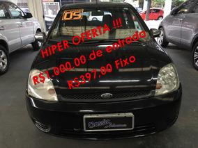 Sem Entrada - Ford / Fiesta 1.0 Flex 2005